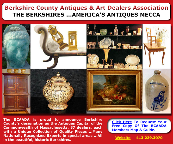 Antique Dealers In The Berkshires, Antique Dealers In Berkshire County, Antiquing In The Berkshires, Antiquing In Berkshire County