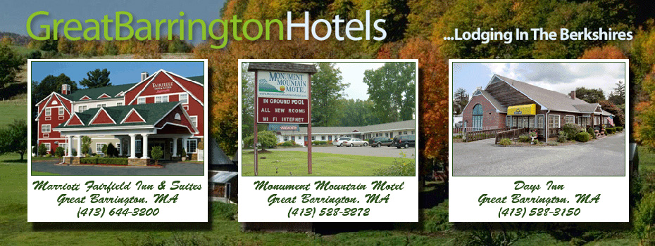Hotels in the Berkshires, Motels in the Berkshires, Hotels in Pittsfield MA, Hotels in Lenox MA, Hotels Berkshire County, Motels in Berkshire County