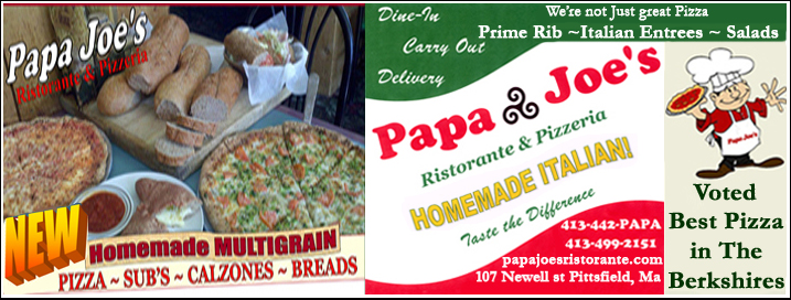 Food Delivery Pittsfield Ma